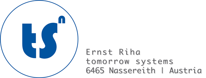 tomorrow systems gmbh